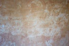 Abstrakcjonistyczna stiuk ściana Obrazy Stock