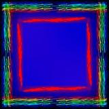 Abstrakcjonistyczna struktura od uderzeń Obraz Royalty Free