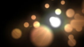 Abstrakcjonistyczna struktury i świateł sieć Zdjęcie Royalty Free