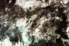 Abstrakcjonistyczna studio powierzchnia Fotografia Royalty Free