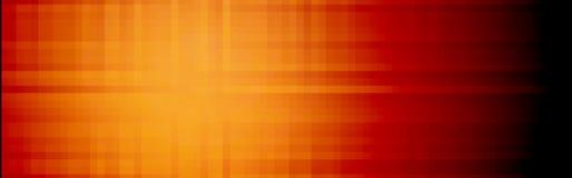 abstrakcjonistyczna sztandaru chodnikowa sieć Obraz Stock