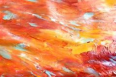 abstrakcjonistyczna sztuka Zdjęcie Stock