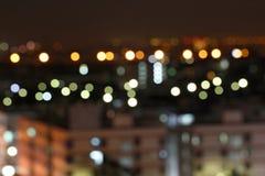abstrakcjonistyczna tła bokeh kurenda zdjęcie stock