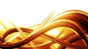 abstrakcjonistyczna tła koloru składu pomarańcze Zdjęcie Stock
