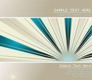 abstrakcjonistyczna tła projekta ilustracja Obraz Stock