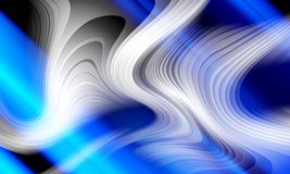 Abstrakcjonistyczna tło krzywa gładki, krzywa również zwrócić corel ilustracji wektora żywa koloru wektoru ilustracja ilustracji
