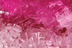 Abstrakcjonistyczna tło tekstura w purpurowym toness, muśnięć uderzenia fotografia stock