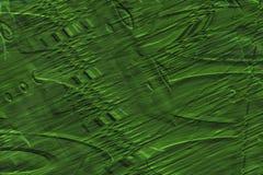 Abstrakcjonistyczna tło tekstura w zielony brown z ładnym br i błękitnym Fotografia Stock
