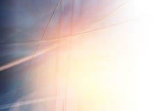 Abstrakcjonistyczna tło tekstura z odbijający w okno nowożytny budynek biurowy Zdjęcie Royalty Free