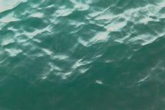 Abstrakcjonistyczna tło wody powierzchnia Pojęcie podróż i wellness obrazy stock