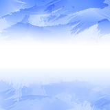 abstrakcjonistyczna tła koloru woda Obrazy Stock