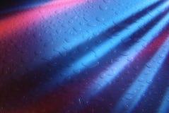 abstrakcjonistyczna tła kropelek woda Zdjęcia Stock