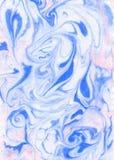 Abstrakcjonistyczna tło marmuru tekstura Obrazy Stock