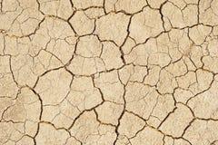 Abstrakcjonistyczna tło szczelina glebowy klimat Zdjęcie Royalty Free