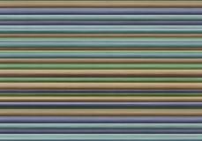Abstrakcjonistyczna tło tekstura pastelowy drzewny horyzontalnych linii wzór Fotografia Stock