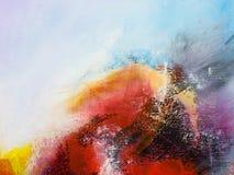 Abstrakcjonistyczna tapeta, tekstura, tło zakończenie czerep Obrazy Stock