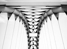 abstrakcjonistyczna technologia Zdjęcia Stock