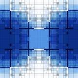 abstrakcjonistyczna technologia Zdjęcia Royalty Free