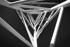 Abstrakcjonistyczna technologii struktura Obraz Royalty Free