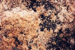 Abstrakcjonistyczna tekstura kamienny kamień Fotografia Royalty Free