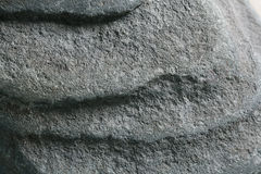 Abstrakcjonistyczna tekstura, symulacja woda przy zmierzchu błękitem Zdjęcie Stock