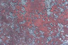 Abstrakcjonistyczna tekstura w betonie, tworzy dwa różnego koloru obraz stock
