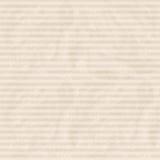 Abstrakcjonistyczna tekstura z pasiastym wzorem. Papierowy tło. Obrazy Royalty Free