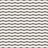 Abstrakcjonistyczna wektorowa tekstura z kręconymi liniowymi chyłami ilustracja wektor