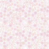 Abstrakcjonistyczna zawijasa kwiatu chamomile tekstura Obrazy Stock