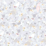 Abstrakcjonistyczna zawijasa kwiatu rocznika tekstura Zdjęcia Stock