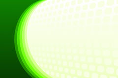 abstrakcjonistyczna zieleń Zdjęcia Stock
