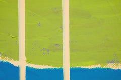abstrakcjonistyczna zieleń Obrazy Stock