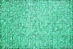 Abstrakcjonistyczna Zielona powierzchnia i lineTexture Zdjęcie Stock