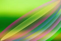 abstrakcjonistyczna zielona tekstura Obraz Stock