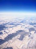 abstrakcjonistyczna ziemia Zdjęcie Royalty Free
