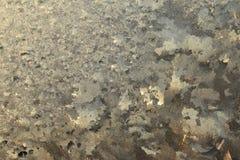 Abstrakcjonistyczna zima Fotografia Royalty Free
