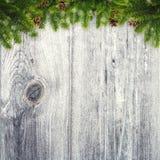 Abstrakcjonistyczna zima i Xmas tła Fotografia Royalty Free