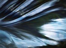 Abstrakcjonistyczne fala woda Zdjęcie Stock