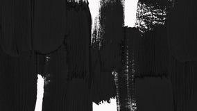 Abstrakcjonistyczne farby muśnięcia przemiany Wyjawiają z Luma Matte - przezroczystość royalty ilustracja