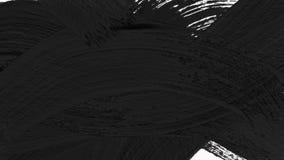 Abstrakcjonistyczne farby muśnięcia przemiany Wyjawiają z Luma Matte - przezroczystość ilustracja wektor