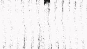 Abstrakcjonistyczne farby muśnięcia przemiany wyjawiają z luma matte - przezroczystość ilustracji