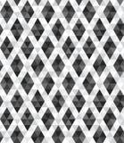 Abstrakcjonistyczne geometryczne płytki rhombus trójboka bezszwowy deseniowy tło Zdjęcia Royalty Free