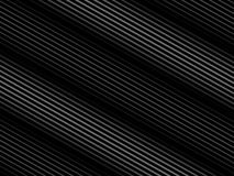 Abstrakcjonistyczne iteratywne szarość linie Obraz Royalty Free