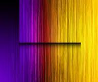 abstrakcjonistyczne linie Zdjęcie Stock