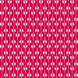 Abstrakcjonistyczne linie bezszwowy wzór Zdjęcia Royalty Free