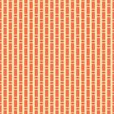 Abstrakcjonistyczne linie bezszwowy wzór Fotografia Royalty Free