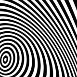 abstrakcjonistyczne linie wzór pasiasta tekstura Zdjęcie Stock