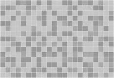 Abstrakcjonistyczne mozaik płytki ilustracja wektor