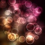 abstrakcjonistyczne plamy Zdjęcie Royalty Free