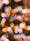 Abstrakcjonistyczne pomarańcz menchie, gradientowy dekoracyjny błyskotanie, kolorowy nowożytny wzór fotografia stock